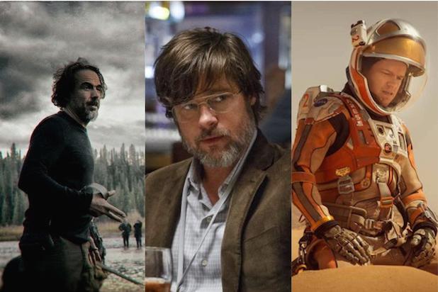 Oscar records Alejandro Inarritu, Brad Pitt and Matt Damon