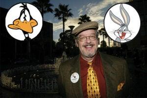 Joe Alaskey, Daffy Duck and Bugs Bunny