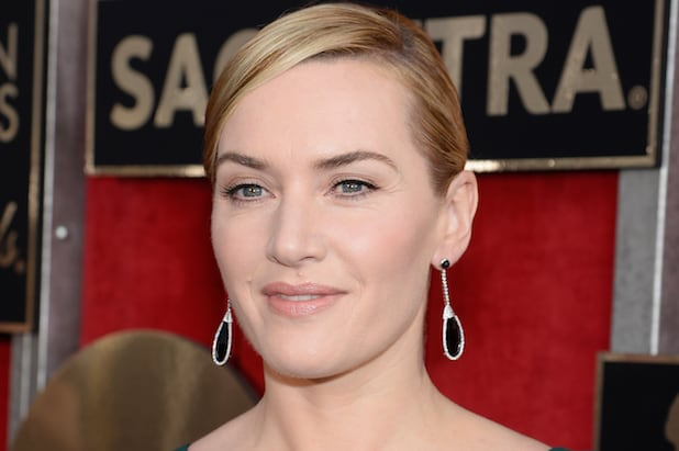 Kate Winslet in Talks to Join Will Smith in 'Collateral Beauty' Kate Winslet