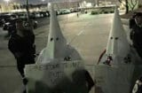Ku Klux Klan at Nevada Caucus