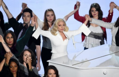 Lady Gaga Oscars Performance