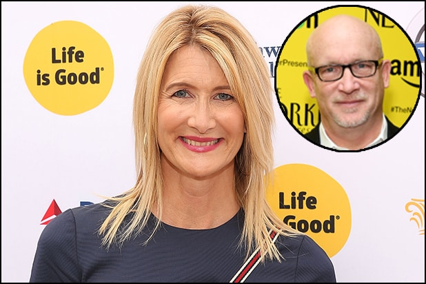 Laura Dern and Alex Gibney