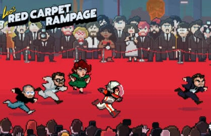 Leo Red Carpet Rampage