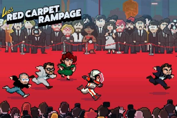 Leo Red Carpet Rampage