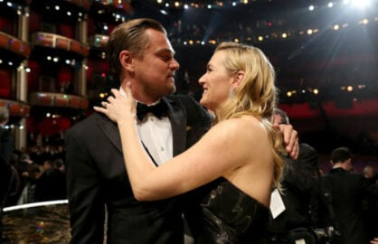 Leo and Kate Final Oscar