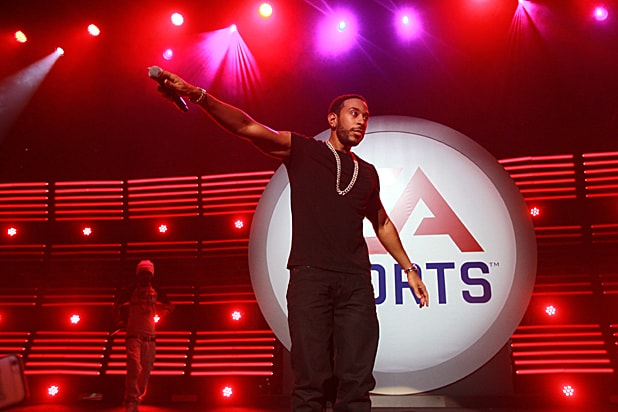 Ludacris performs during EA SPORTS Madden Bowl XXII,