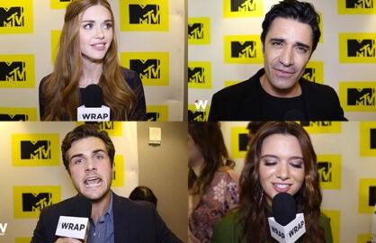 "MTV stars channel ""Hands to Myself"""
