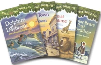 Lionsgate acquires Magic Tree House books