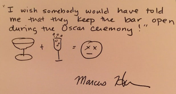 Marcus Hu quote