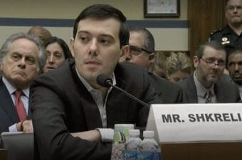 Martin Shkreli Invokes Fifth Amendment at Hearing