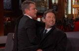 Matt Damon Ben Affleck Jimmy Kimmel