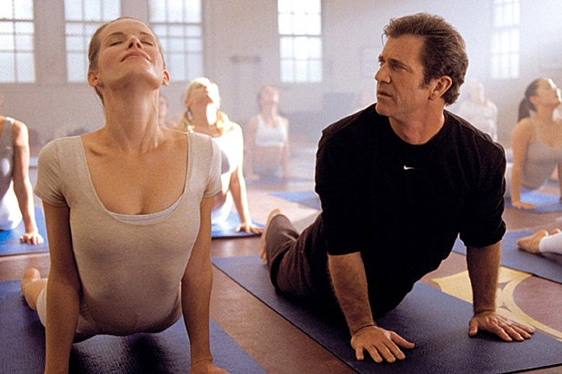 Mel Gibson in What Women Want