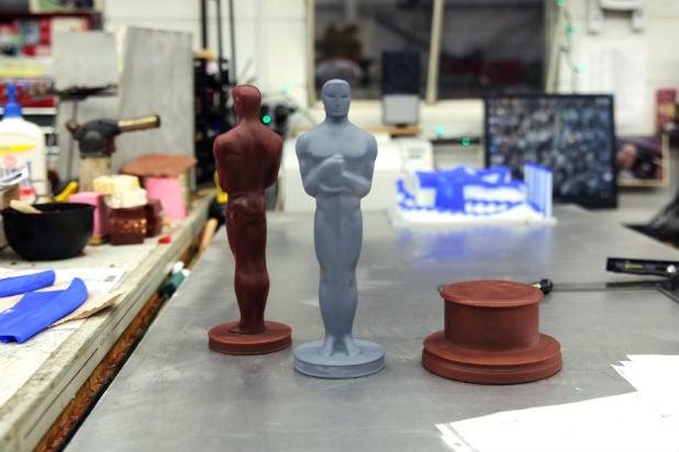 New oscar statue 2