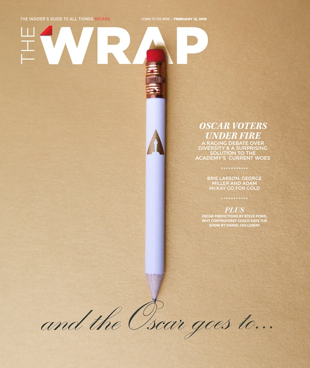 Oscar Wrap cover