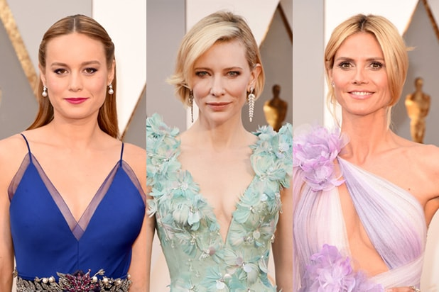 a8d7b00a2ad Oscars  Best and Worst Dressed (Video)