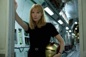 Gwyneth Paltrow as Pepper Potts
