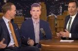 Peyton Manning explains Eli face at Super Bowl