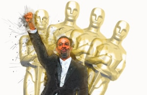 Oscar host Chris Rock