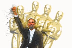 Oscar host Chris Rock