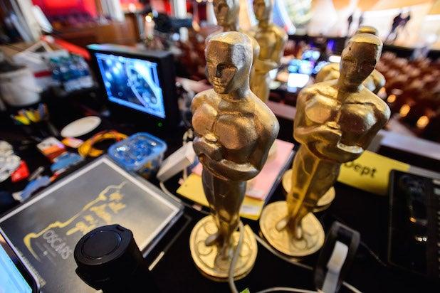 88th Oscars®, Academy Awards, Wednesday Rehearsals Oscar