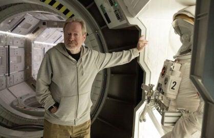 Ridley Scott martin alien