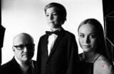 Lenny Abrahamson, Brie Larson and Jacob Tremblay