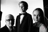 Lenny Abrahamson, Brie Larson and Jacob Tremblay