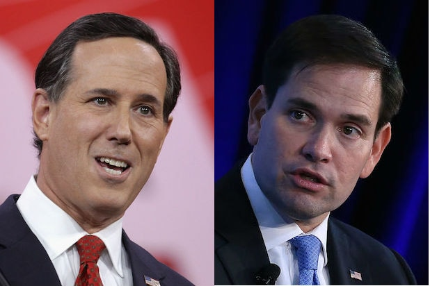 Santorum Rubio-2