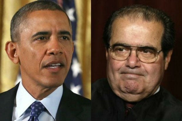 Scalia Dead 2016 Election