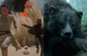 Star Wars and The Revenant