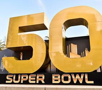 San Francisco Prepares For Pepsi Super Bowl 50