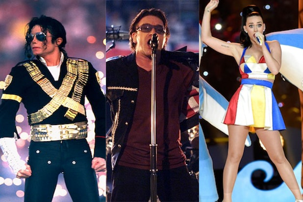 26 Super Bowl Halftime Shows Ranked 265094ae6