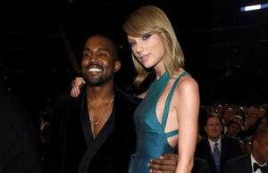 "Kanye West Defends Taylor Swift Lyrics in ""Famous"""