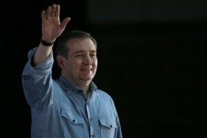 Ted Cruz GOP Presidential Candidate Senator