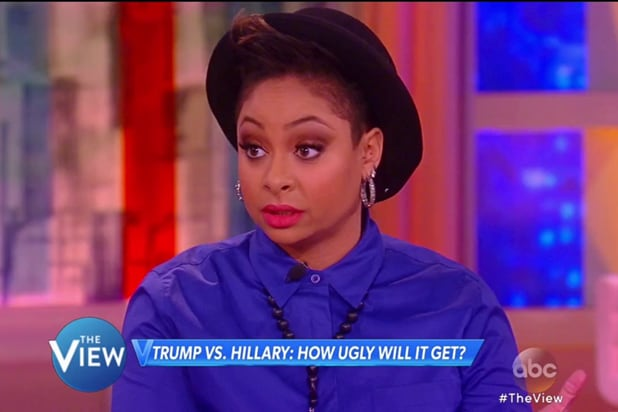 The View 2-26-16 Raven-Symone
