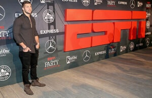 Tim Tebow ESPN The Party