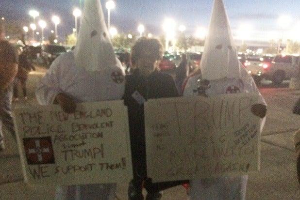 Trump KKK