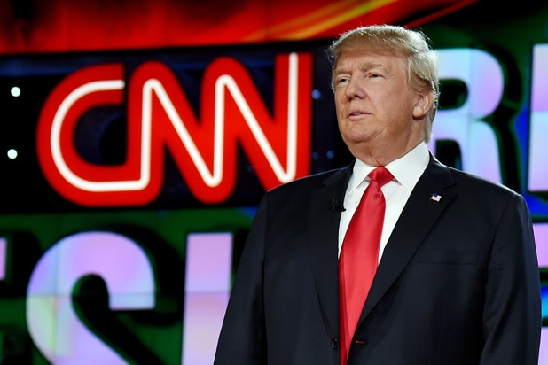 Donald Trumps Attack On Education Is >> Have Donald Trump S Attacks On Cnn Hurt Ratings