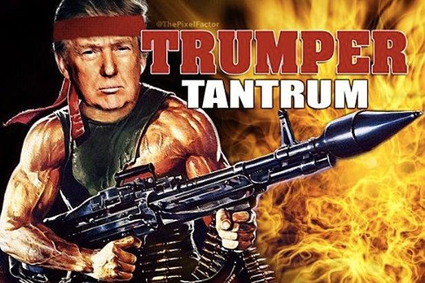 Trumper Tantrum