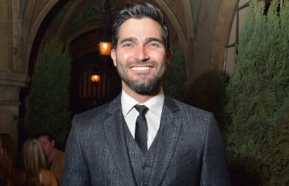 Tyler Hoechlin 50 Shades of Grey