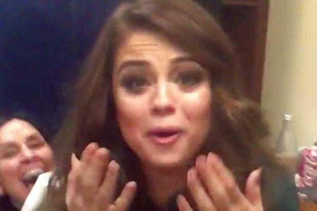Taylor Swift, Selena Gomez freak out over Bad Blood Grammy Win