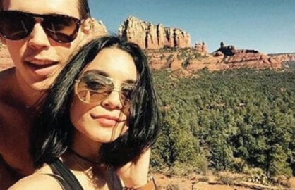 Vanessa Hudgens Red Rock Arizon