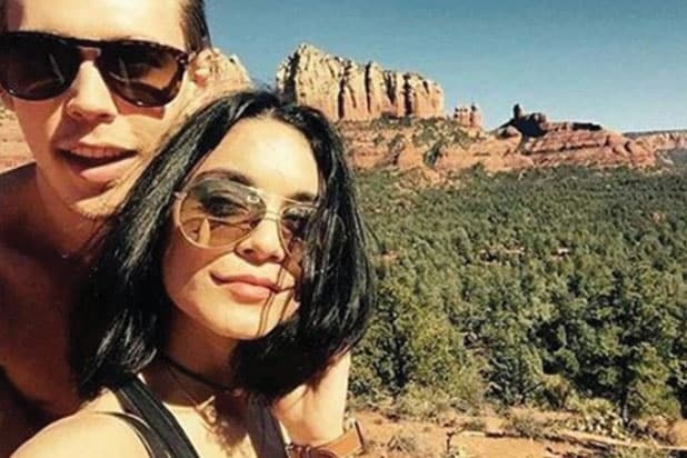 Vanessa Hudgens Red Rock Arizon