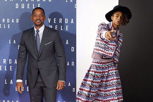 6678a8b1e96 Jaden Smith s Dad Told Him  You Cannot Wear a Skirt