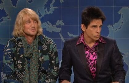 Zoolander SNL Weekend Update