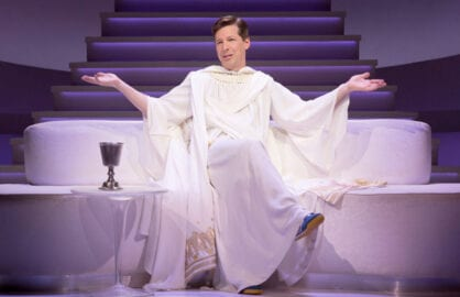 Act of God Sean Hayes