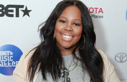 Amber Riley Dreamgirls