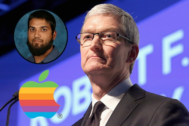Apple Tim Cook Syed Farook