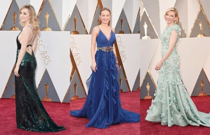 Oscars Best and Worst Dressed