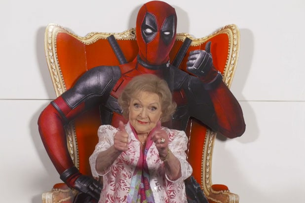 Betty White Deadpool